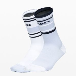 Tale to tell crew sock 2 pack M/L